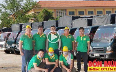 Đội ngủ công ty chuyển nhà trọn gối bốn mùa