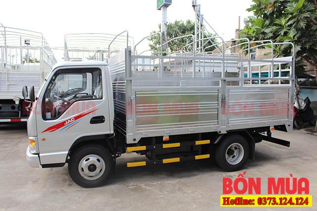 Cấm xe tải 1.25 tấn trong giờ cao điểm
