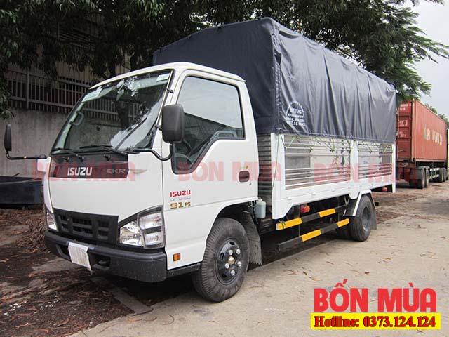 Cấm xe tải lớn hơn 2,5 tấn từ 6h00 sáng đến 21h00 tối