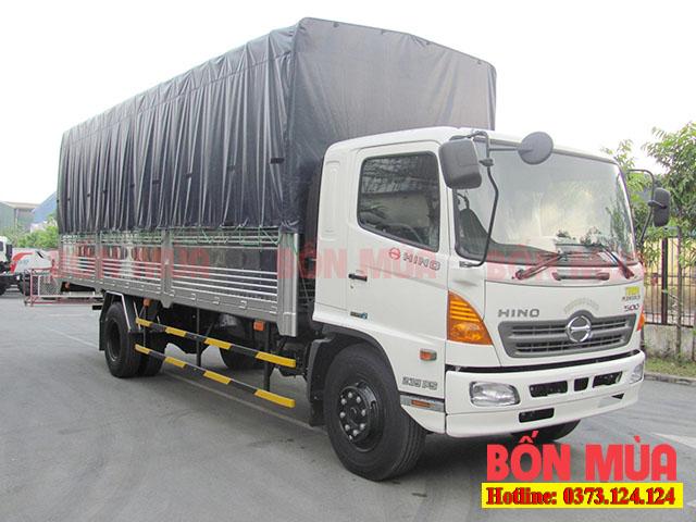 Khung giờ xe tải được phép lưu thông